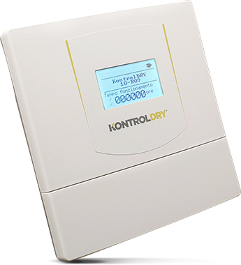KontrolDRY la soluzione contro l'umidità di risalita