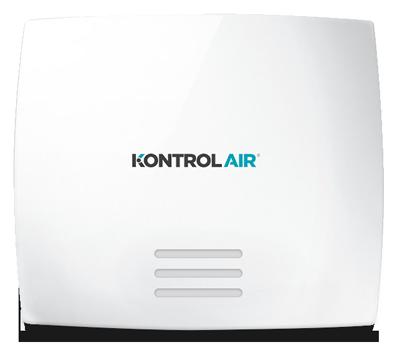 KontrolAIR sistema di Ventilazione Meccanica Controllata intelligente
