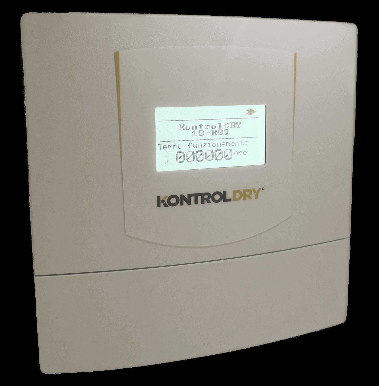 KontrolDRY contro umidità di risalita - Tecnologia all'avanguardia