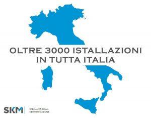 SKM in Italia